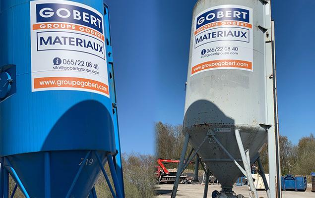silos à mortier