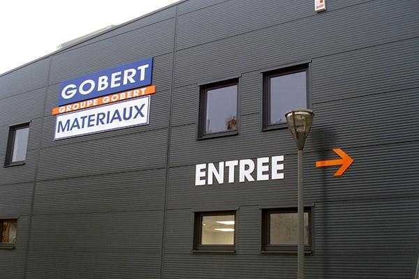 Gobert Matériaux - Anderlecht
